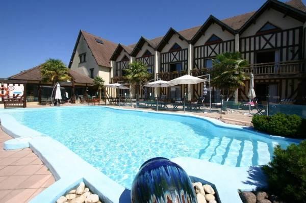Hotel Le Clos Deauville Saint-Gatien