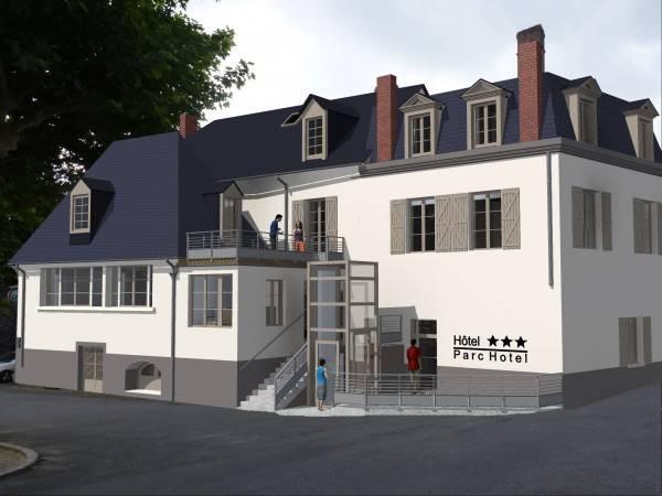 Brive-la-Gaillarde Nord Hôtel Parc Pompadour The Originals City (ex Inter-Hotel)