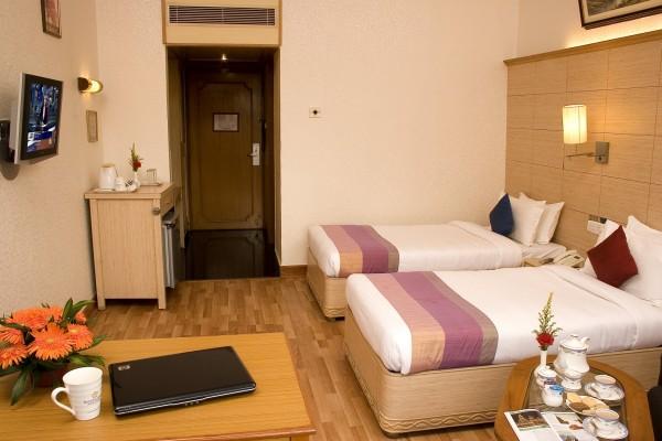 Hotel Ramanashree Richmond Circle