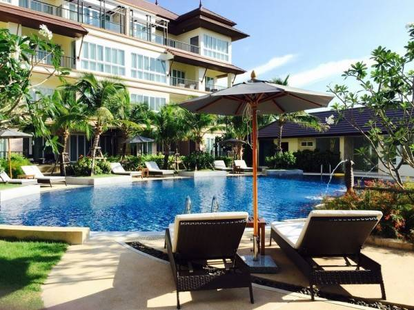Hotel Imperial Ocean Palms Service Apartment