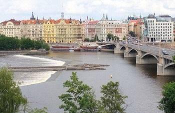 Hotel Riverview Apartments Prague