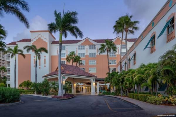 Hotel Marriott's Aruba Ocean Club