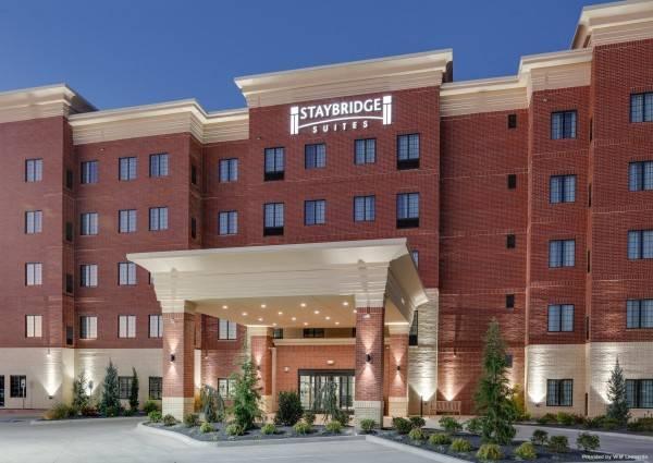 Hotel Staybridge Suites OKLAHOMA CITY - DOWNTOWN