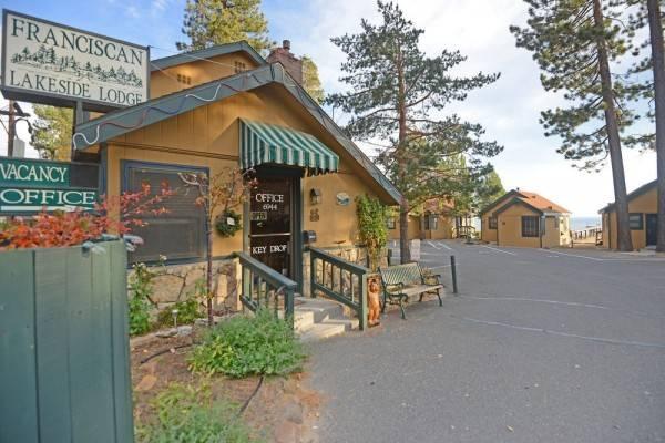 Hotel Franciscan Lakeside Lodge