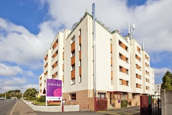 Hotel Cerise Nantes La Beaujoire Résidence de Tourisme