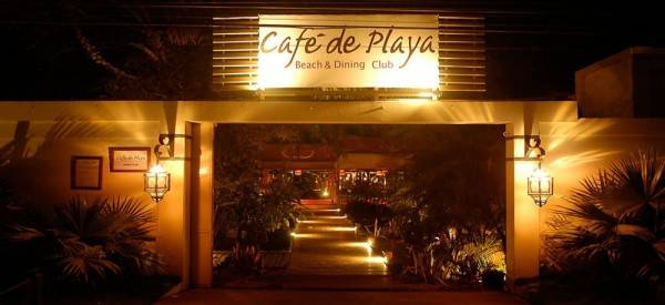 Café de Playa Beach Front Hotel
