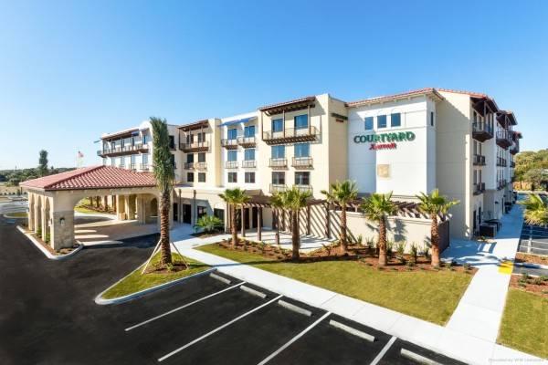 Hotel Courtyard St. Augustine Beach Courtyard St. Augustine Beach