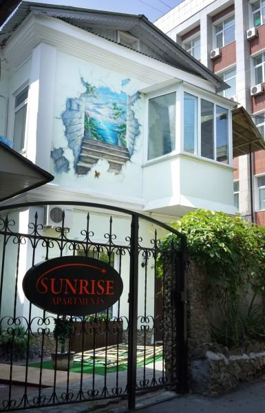 Sunrise-apartments Hotel