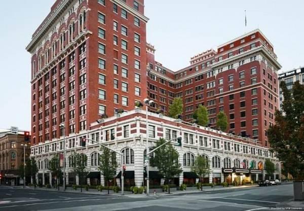 Hotel The Historic Davenport Autograph Collection