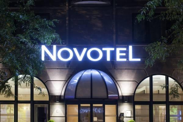 Hotel Novotel Brussels Centre Midi Station