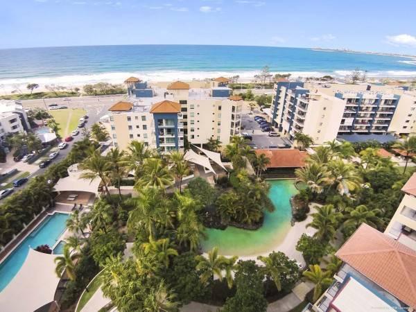 Hotel Oaks Seaforth Resort