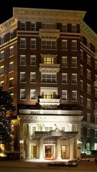 Hotel The Fairfax at Embassy Row CON
