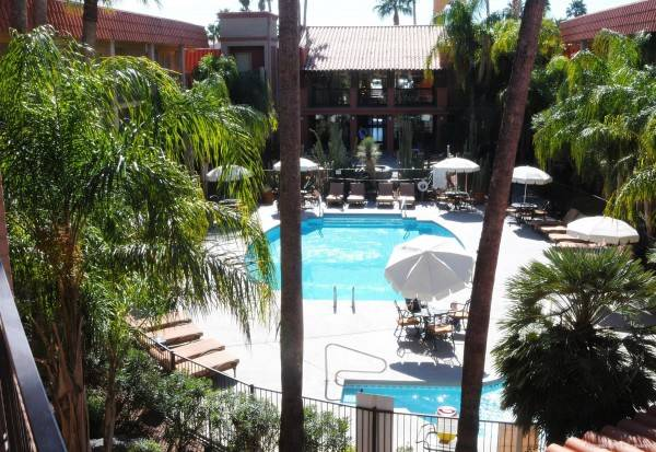 Hotel DoubleTree Suites by Hilton Tucson - Williams Center