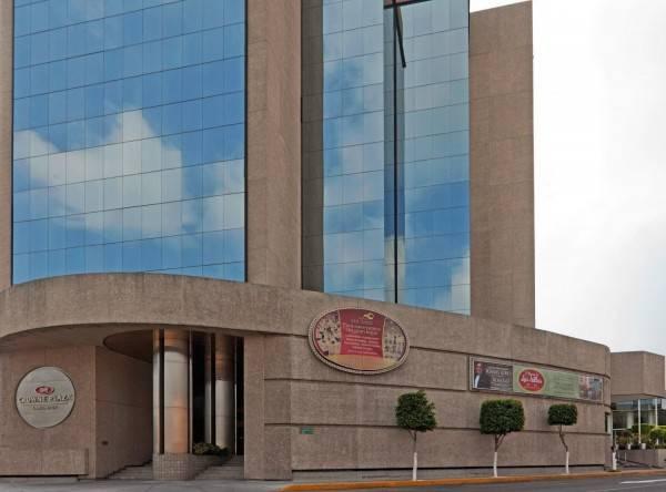 Hotel Crowne Plaza MEXICO NORTE TLALNEPANTLA