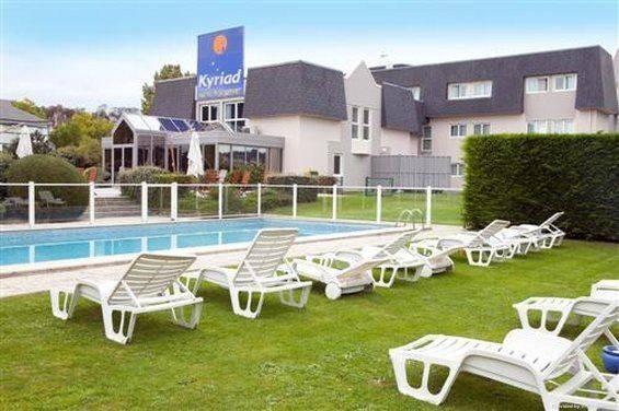 Hotel Kyriad - Deauville St Arnoult