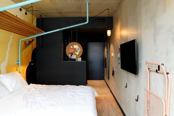 Hotel Superbude Wien Prater
