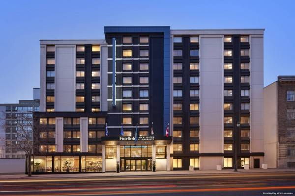 Hotel Fairfield by Marriott Montreal Downtown