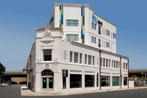 Hotel Tru By Hilton San Antonio Downtown Riverwalk