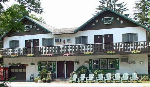 Hotel Crystal Brook Resort & Mountain Brauhaus