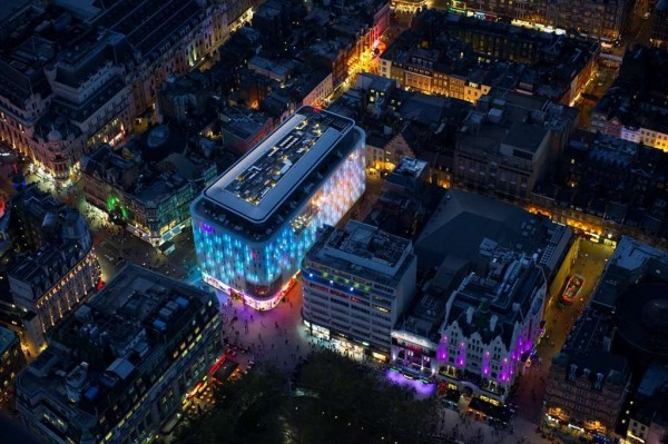 Hotel W London