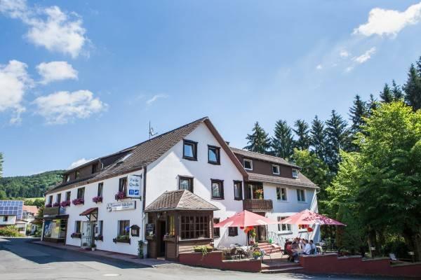 Hotel Genussgasthof Fuldaquelle & Berghof Wasserkuppe