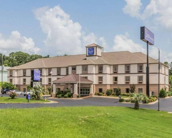 Sleep Inn and Suites Millbrook - Prattvi