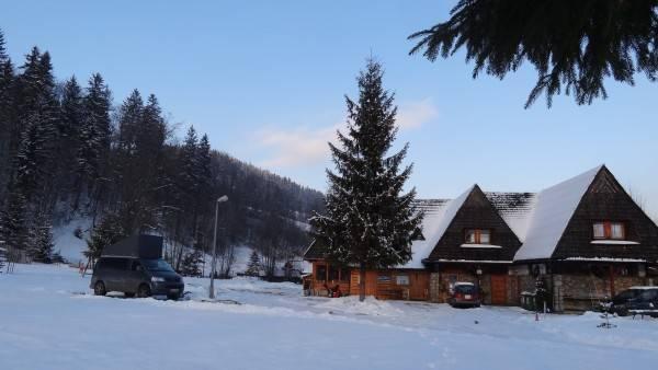 Hotel Harenda Pokoje & Camping
