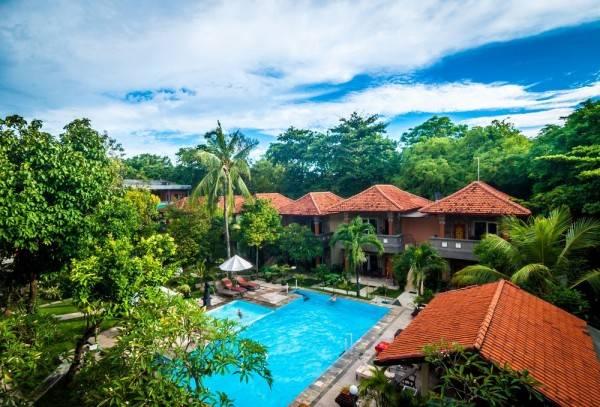 Hotel Melasti Kuta Bungalows & Spa