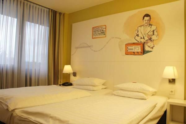 Hotel Arvena Messe Messezentrum
