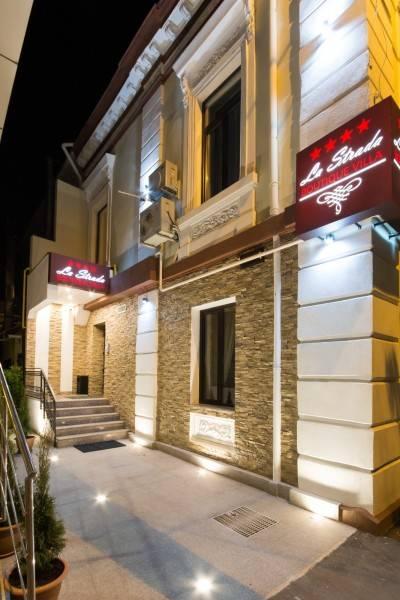 Hotel La Strada Boutique Villa