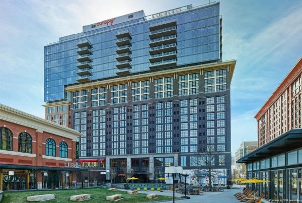Hotel Canopy by Hilton Washington DC Bethesda North