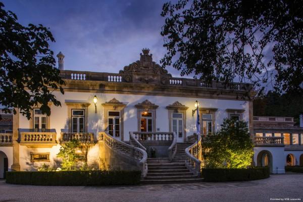 Quinta das Lágrimas part of Small Luxury Hotels