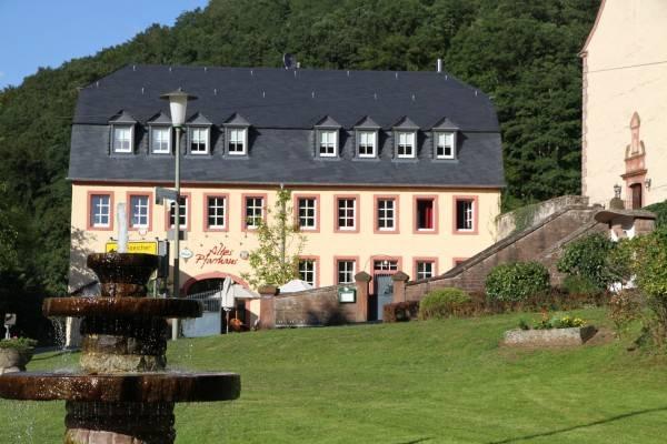 Hotel Altes Pfarrhaus Auw