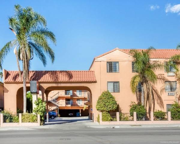 Hotel Econo Lodge Near LAX