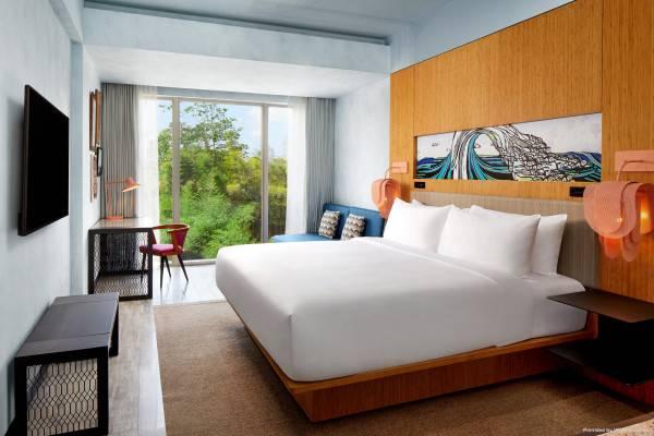Hotel Aloft Bali Seminyak