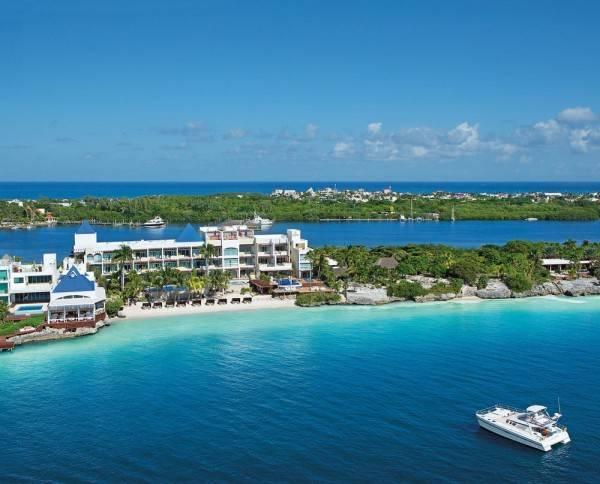 Hotel Zoetry Villa Rolandi Isla Mujeres Cancun - All Inclusive