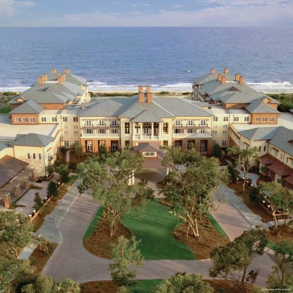 Hotel The Sanctuary at Kiawah Island