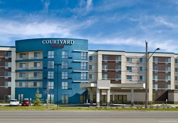 Hotel Courtyard Edmonton West