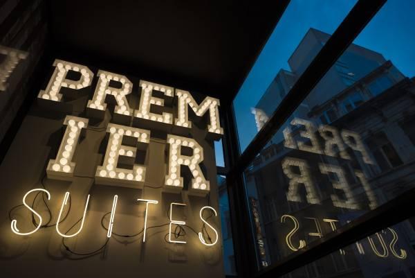 Hotel PREMIER SUITES PLUS Antwerp
