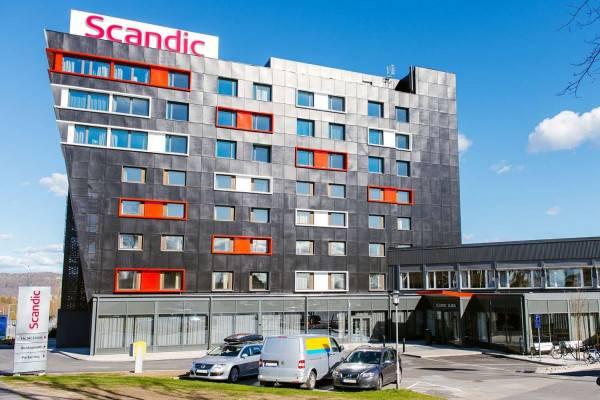 Hotel Scandic Elmia