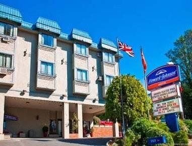 Hotel Howard Johnson by Wyndham Victoria