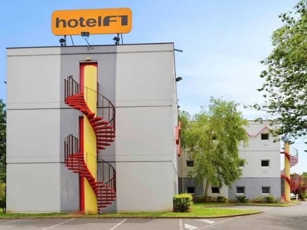 hotelF1 Orléans La Chapelle St Mesmin