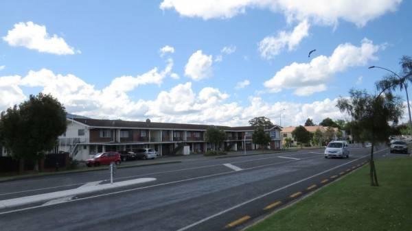 Hotel Kuirau Park Motor Lodge