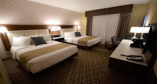 Hotel BW PLUS ST JOHNS APT HTL & SUITES