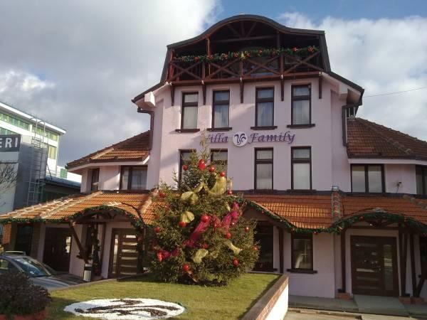 Garni Hotel Vila Family