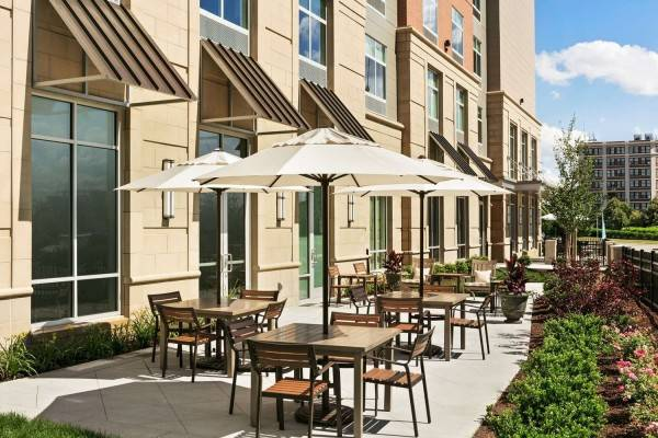 Hotel Homewood Suites by Hilton Worcester MA