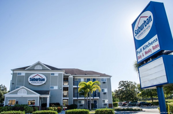 Suburban Extended Stay Hotel Clearwater