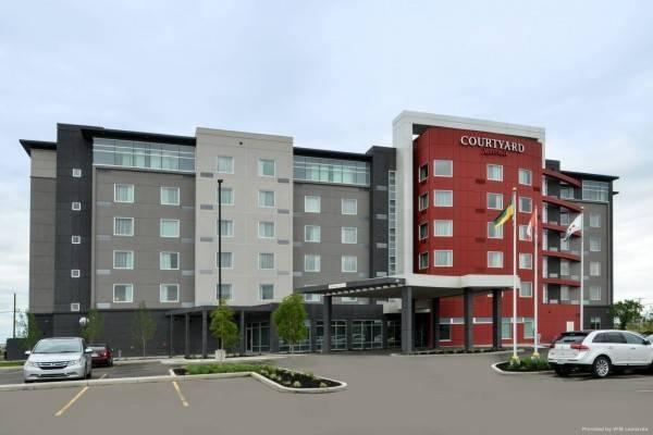 Hotel Courtyard Saskatoon Airport