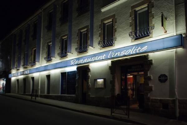 Rest. L'Insolite Hotel de France