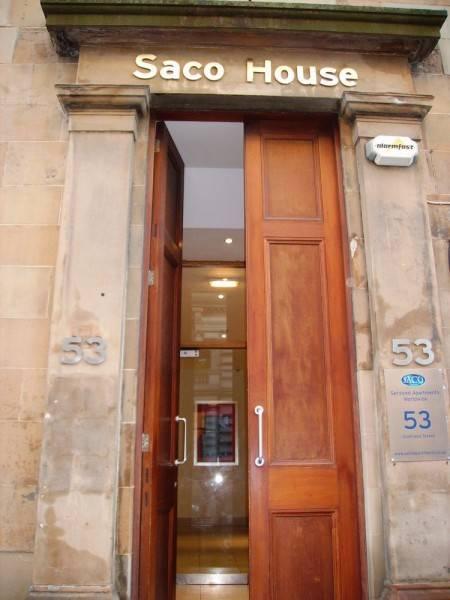 Hotel SACO Glasgow - Cochrane Street